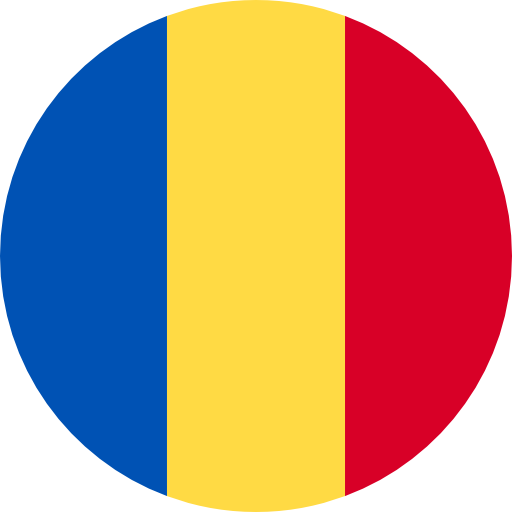 Picture of the Romanian flag.